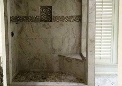 1 Argyle Bathroom Tile After